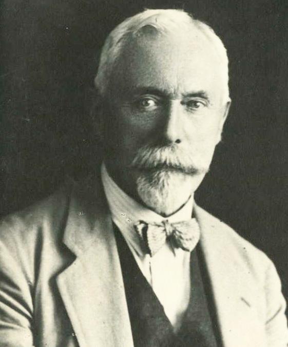 Edward Little, builder of Kingston House