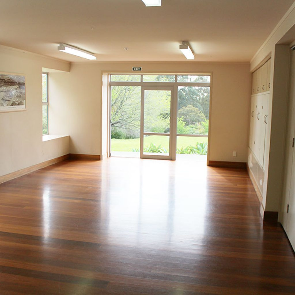 Small hall at Kingston House